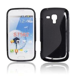So'axess TPUSGS7560 - Coque arrière en Gel Silicone pour Samsung Galaxy Trend S7560