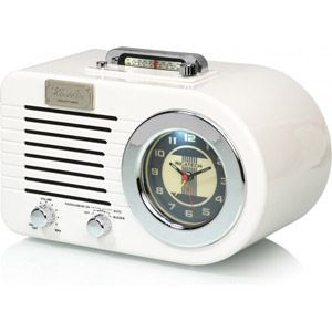 Ricatech PR220 - Radio de table USB SD MP3