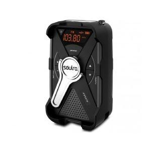 Soulra FRX4 - Bloc batterie solaire / radio / lampe