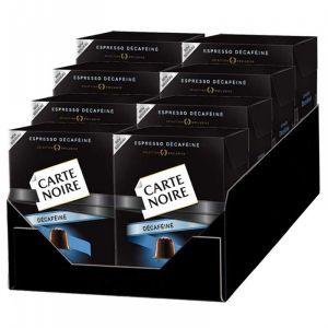 Carte Noire 80 dosettes n°5 Espresso Décaféiné
