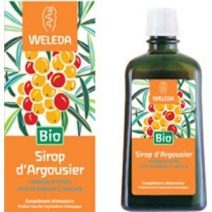 Weleda Sirop d'argousier bio - 200 ml