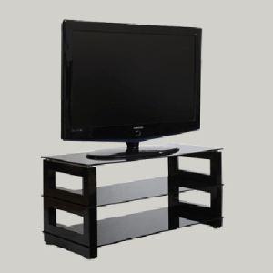 """Ateca Meuble TV pour écran 32 à 52"""" jusqu'à  50 kg"""