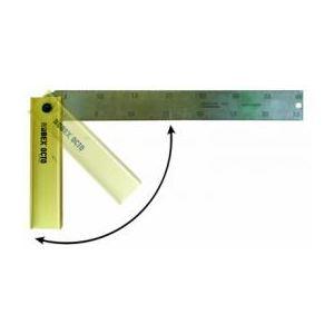 Outifrance 0080110 - Équerre à onglet pliante 300 mm