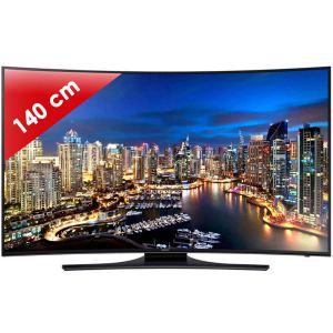 Samsung UE55HU7200 - Téléviseur LED 4K InCurve 140 cm