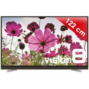 Grundig 48VLX8573BP - Téléviseur LED 4K 121 cm Smart TV