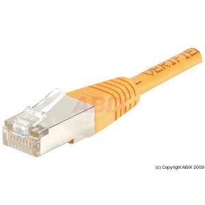 Dexlan 847725 - Cordon réseau RJ45 patch FTP Cat.5e 25 m