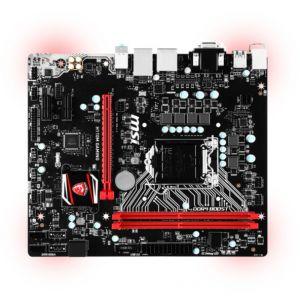 MSI H110M GAMING - Carte mère Socket LGA 1151