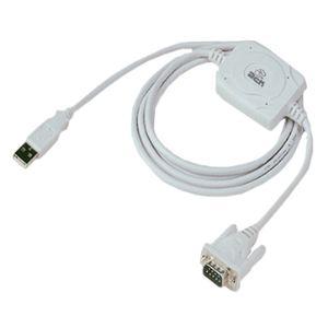 MCL Samar USB2-110 - Adaptateur réseau USB 2.0 vers RS-232 DB9