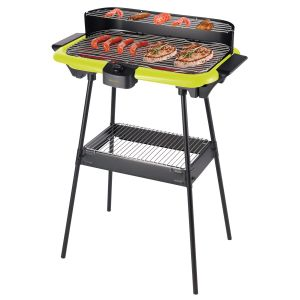 Domoclip DOM297 - Barbecue électrique sur pied
