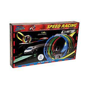 Darda 76690 - Circuit de voitures Speed Racing