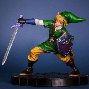 Together Plus Statuette Skyward Sword Link The Legend Of Zelda (25 cm)