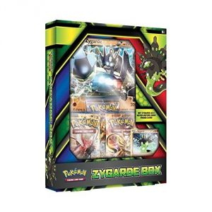 Asmodée Coffret Pokémon Zygarde Box
