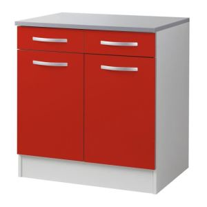 meuble de cuisine de moyenne gamme comparer les prix sur. Black Bedroom Furniture Sets. Home Design Ideas