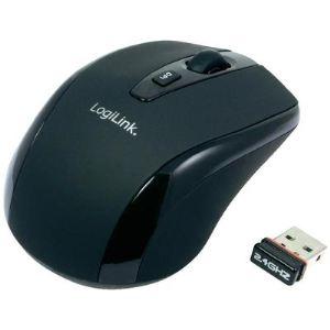 Logilink Mini souris optique sans fil 3 boutons