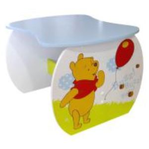 Fun House Table haricot Winnie abeilles