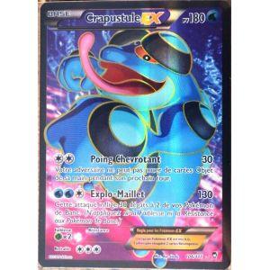 Asmodée Crapustule - Carte Pokémon Ex Pv 180 Ultra Rare Full Art