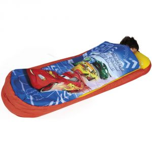 Someo Matelas gonflable Disney Cars Junior Floriant (60 x 150 cm)