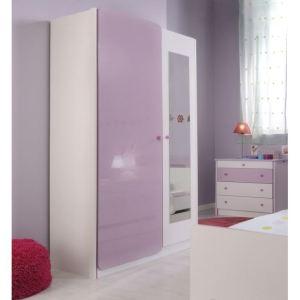 Armoire 2 Portes Avec Miroir Comparer 1608 Offres