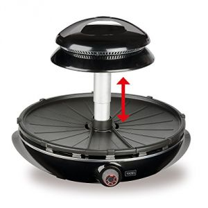 Trebs 92280 - Grill de table infrarouge avec revêtement céramique