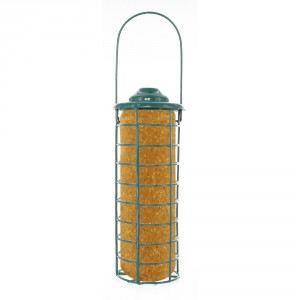 Kit mangeoire avec cylindre de graisse pour oiseaux