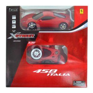 LGRI Voiture radiocommandée X Street Ferrari 1/32 : 458 Italia