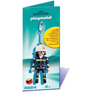 Playmobil 6664 - Porte-clés Pompier