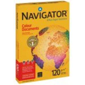 Antalis 10489 - Ramette de 250 feuilles Navigator A4 coloris blanc 120g