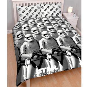 Character World Parure de lit Star Wars Le Réveil de la Force (200 x 200 cm)
