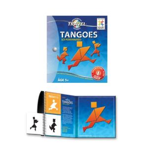 Smart Games Tangram magnétique : Tangoes personnages