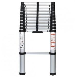 Ribiland PRET11 - Echelle télescopique 11 barreaux