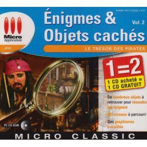 Énigmes & Objets Cachés : Le Trésor des Pirates sur PC