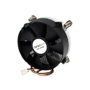 StarTech.com FAN1156PWM - Ventilateur de processeur 95 mm avec dissipateur thermique pour Socket LGA1156/1155 avec PWM