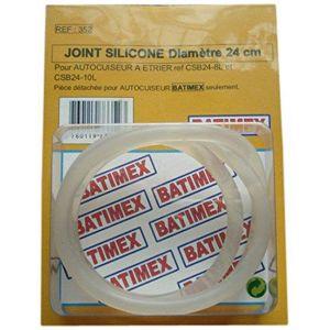 Kitchen Move 352 - Joint silicone pour autocuiseur 8/10 L 24 cm