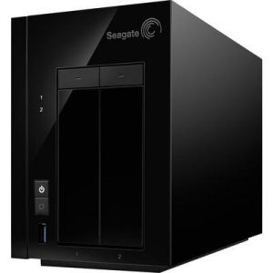 Seagate STDD10000200 - Serveur NAS Pro 2-bay 10 To
