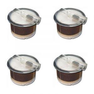 Domena 500970819 - Pack 4 cassettes MyPressing CR 1 CR3 CX