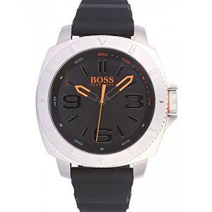 Hugo Boss 1513105 - Montre pour homme avec bracelet en silicone