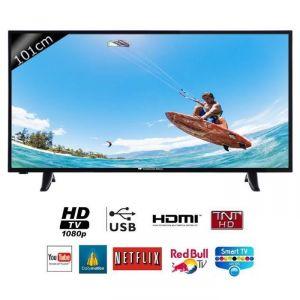 Continental Edison 40S0416B3 - Téléviseur Smart TV LED 101 cm