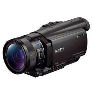 Sony HDR-CX900 EB - Caméscope HD, zoom x12