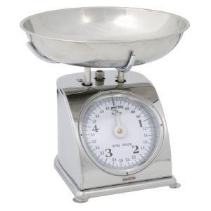 Equinox 505337 - Balance de cuisine mécanique 5 kg