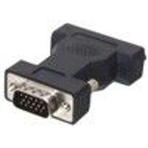 Indipc CMP-ADAP20 - Adaptateur DVI 29 pins femelle / HD VGA 15 pins mâle
