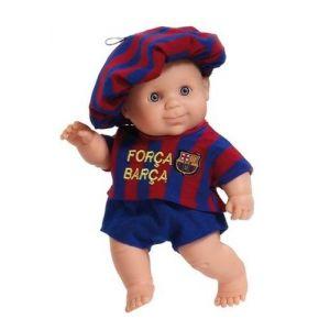 Paola Reina 01838 - Aldo Los Peques Supporters du FC Barcelona (22 cm)