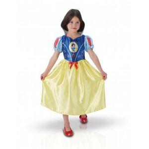 Déguisement classique Fairy Tale Blanche Neige fille