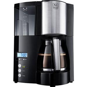 Melitta 100801 - Cafetière électrique Optima Timer