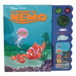 Vtech Magi livre interactif : Nemo (avec lunettes 3D)