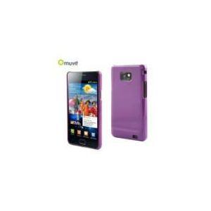 Muvit MUBKC0324 - Coque de protection pour Samsung Galaxy S2 i9100