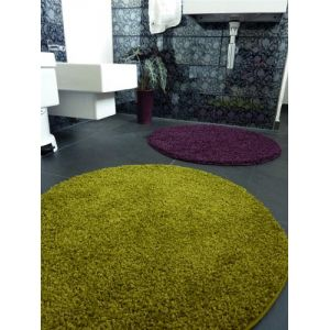 tapis rond vert comparer 120 offres. Black Bedroom Furniture Sets. Home Design Ideas