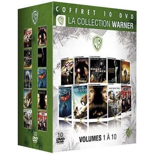 Coffret La collection Warner - 10 Films
