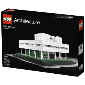 lego 21014 architecture villa savoye comparer avec. Black Bedroom Furniture Sets. Home Design Ideas