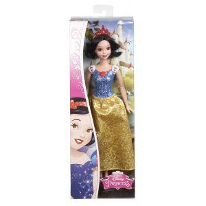 Mattel Disney Princesse paillettes : Blanche-Neige