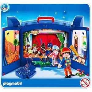 Playmobil 4239 - Théâtre transportable